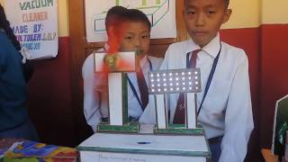 A short video on the Science Exhibition in observation of World Sci...
