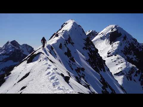 A Winter's Dream - Cuillin Traverse