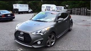 Hyundai Veloster Turbo 2013 Videos