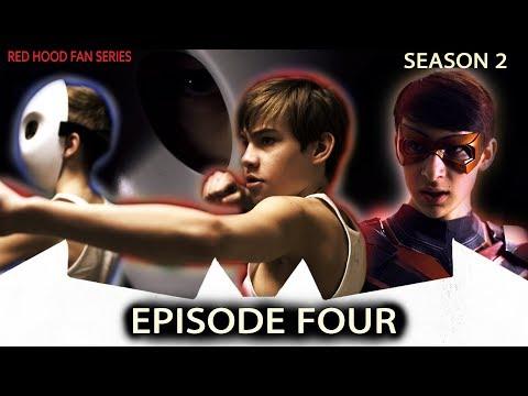 SAVE DAMIAN WAYNE (Robin)! TIM DRAKE VS THE COURT OF OWLS (S2E4) - RED HOOD FAN SERIES