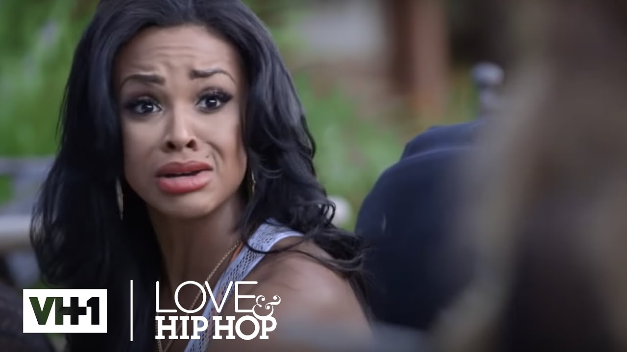 Love & Hip Hop Hollywood | Masika Versus Nikki | VH1 - YouTube