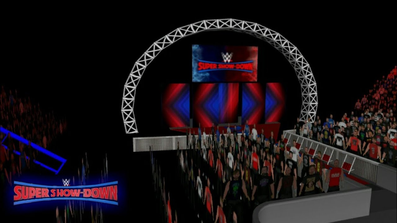 Wr3d 19 Super Showdown 2018 Custom Arena By Y A K And Rated Rrs Size 2mb No Lag Link In Description Youtube For me it made combat lag so much i couldn't deal with it. wr3d 19 super showdown 2018 custom arena by y a k and rated rrs size 2mb no lag link in description