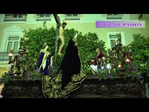 Stmo. Cristo de la Vera-Cruz (Puerto Real) por San Agustín y Recogida (Via Crucis Diocesano 2018)