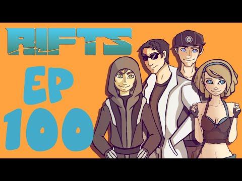 Rifts RPG Campaign Part 100