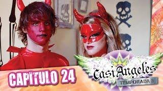 Casi Angeles Temporada 3 Capitulo 24 LA FIESTA DEL TERROR