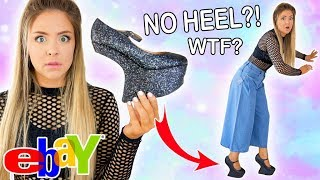 I Spent £200 On The Strangest Fashion Items From Ebay, Zaful and Asos Success Or Disaster ?!