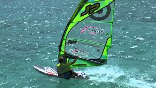 upwind and downwind