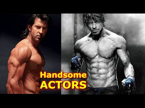 Top 10 Most Handsome Bollywood Actors in 2017