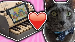 😻 Why Do Cats Love Nintendo Labo? TRY NOT TO LAUGH! 😹