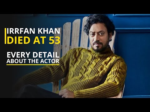 Irrfan Khan Died at 53 Every Detail about the Magnificent Bollywood Actor - US News Box Official