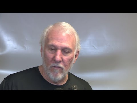 VIDEO: Gregg Popovich discusses Kawhi Leonard trade (Part 1)