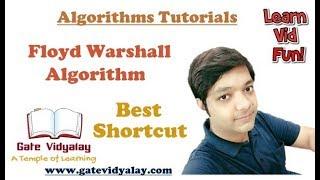 Mqdefaultg floyd warshall algorithm shortcut shortest path problem ccuart Images
