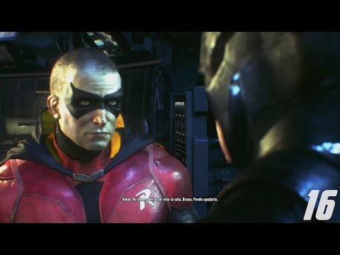 Batman Arkham Knight pt 16 Audio Latino (Robin)