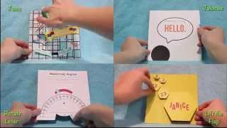 MoveableMaker: Design, Generation, and Assembly of Moveable Papercraft