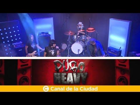 """Toda la potencia del metal con """"Black Velvet"""" en Puro Heavy"""