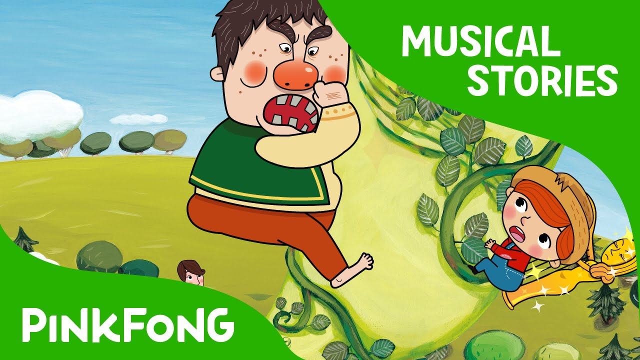 Jack and the Beanstalk | Fairy Tales | Musical | PINKFONG Story ...