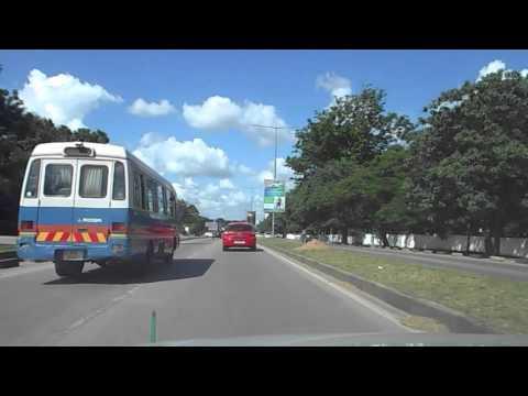 DashCam 021 -  Lusaka - Zambia -  In a Taxi