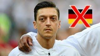 لماذا لم يقرأ اللاعب المسلم مسعود أوزيل النشيد الوطني الألماني في كأس العالم ؟!