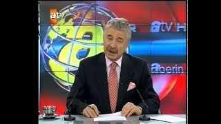 PINAR ÇAMLIBEL ATV ANAHABER ALİ KIRCA