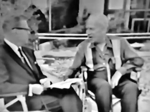 Bud Abbott interviewed by Jack Linkletter in 1962