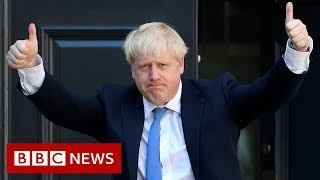 Boris Johnson is UK's next Prime Minister- BBC News
