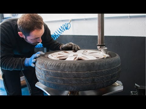 Tire Repairer and Changer Career Video