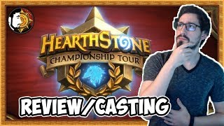 Hearthstone: Hunterrace Vs Justsaiyan Match Review - World Championship 2019