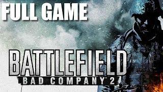 Battlefield Bad Company 2 - Full Game Walkthrough (No Commentary Longplay)