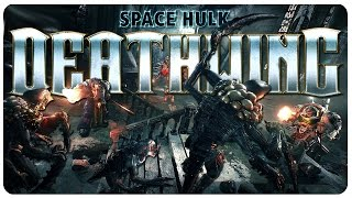 FOR THE LION! - Space Hulk Deathwing Gameplay | Let's Play Space Hulk Deathwing Part 1