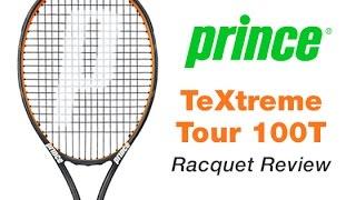 Tennis Racquet Review: Prince TeXtreme Tour 100T