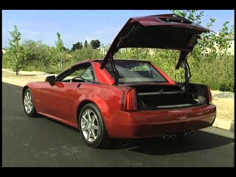 Great Cadillac XLR 2004