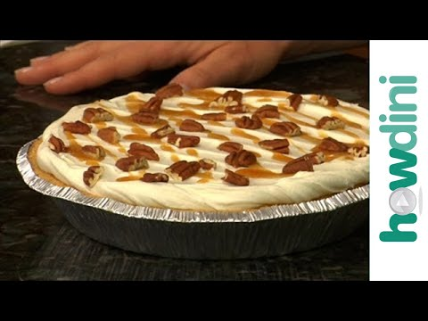 Christmas Recipes: Side Dishes And Turtle Pumpkin Pie Recipe