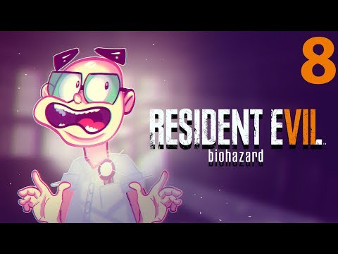 Northernlion Plays: Resident Evil 7 [Episode 8] (Twitch VOD)