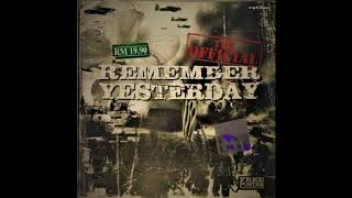 Download The Official - Remember Yesterday FULL ALBUM (1998)