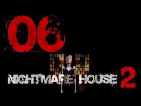 Let's Play Nightmare House 2 [Blind/Deutsch] #06 Steh nicht auf!