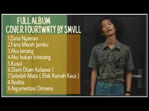FULL ALBUM FOURTWNTY - REGGAE BY SMVLL VERSION