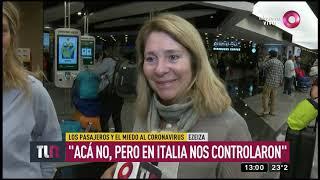 Primer caso de coronavirus en Barcelona