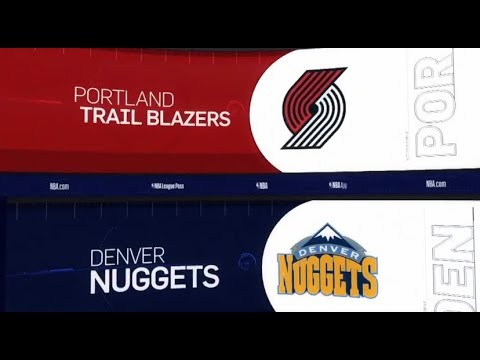 Portland Trailblazers vs Denver Nuggets Game Recap | 1/13/19 | NBA