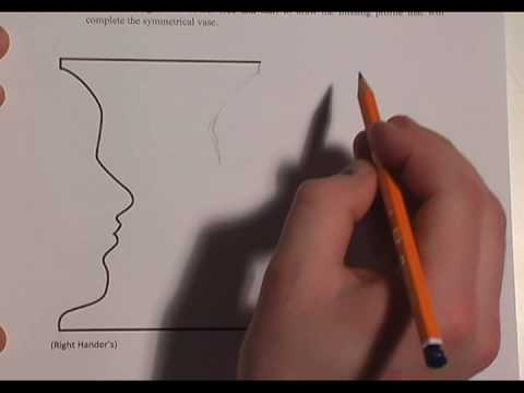 Vase Faces Tutorial Youtube