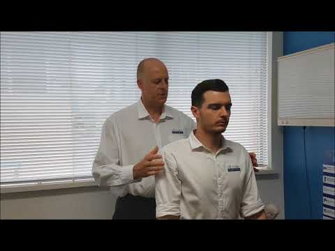 All Care Physiotherapy Neck Stretch 3