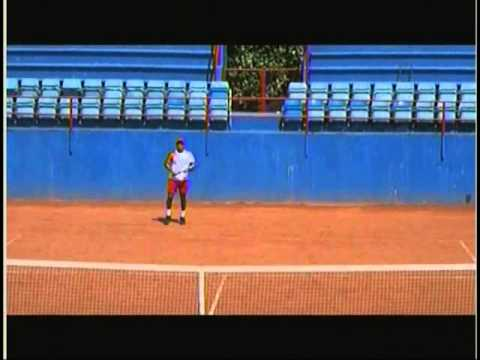 Luis Fernando Garcia  2013 Tennis  Panama