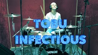 Tobu - Infectious - Drum Cover