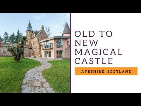 Knock Old Castle - Ayrshire | COTTAGES & CASTLES