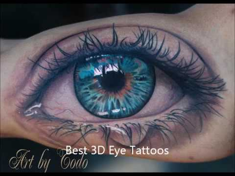 The Best 3d Tattoo Ideas In the World 2018