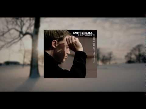 Antti Siirala plays Beethoven late piano sonatas