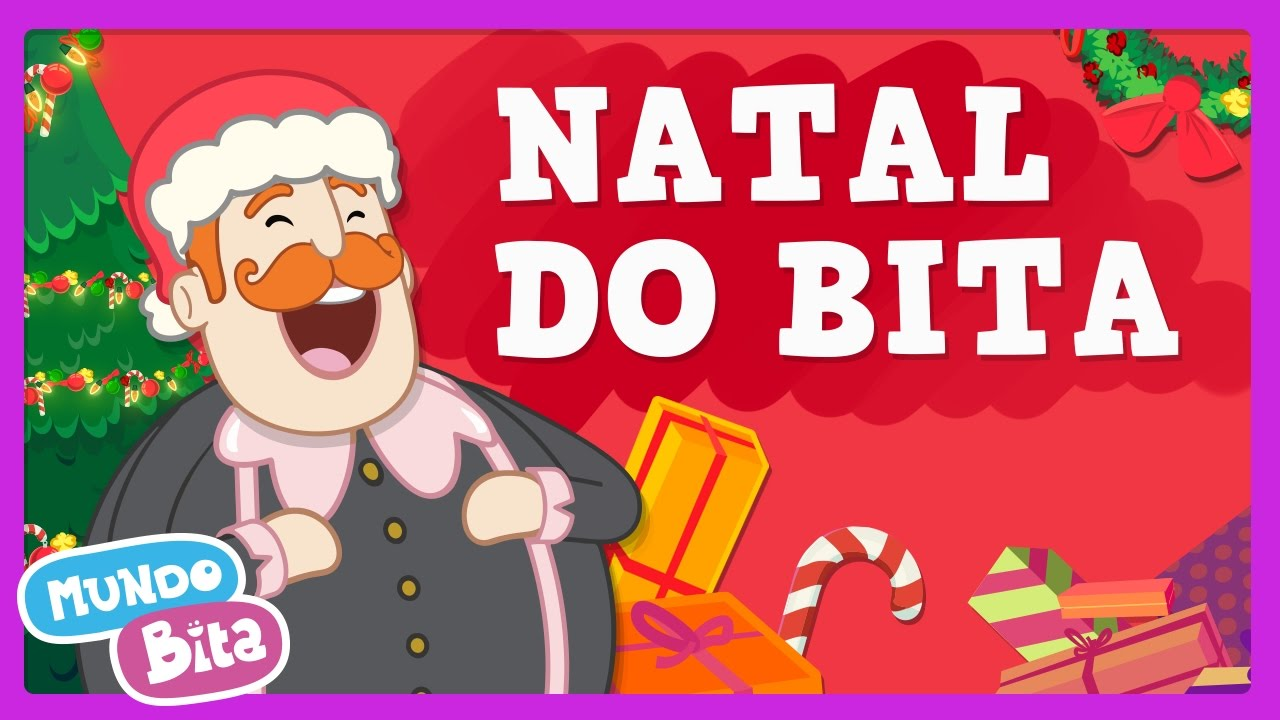 Mundo Bita - Natal do Bita [clipe infantil]