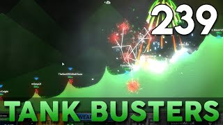 [239] Tank Busters (Let's Play ShellShock Live w/ GaLm and Friends)