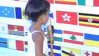 guinness record kid Iniya