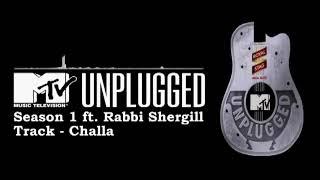 Gambar cover Challa | Rabbi Shergill | Unplugged