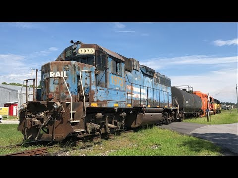 Chasing the Hartwell Railroad